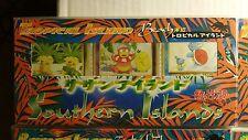 POKEMON Rainbow Island Tropical Southern Islands Beach trading card Unopened