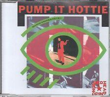 Redhead Kingpin and the F.B.I.  CD-SINGLE PUMP IT HOTTIE  (c) 1989