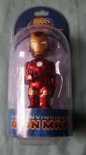 The Invincible Iron Man / Body Knockers / Marvel / NECA / Solar Powered / 2014