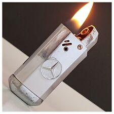 Briquet essence * KW (Karl Wieden) MERCEDES* Vintage Lighter-Feuerzeug-Accendino