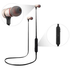 AWEI Bluetooth4.1 In Ear Kopfhörer Magnetisch Wireless Super Bass Musik Earphone