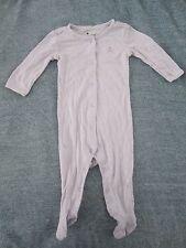 Baby Gap: Girls One Piece Pyjamas Sleepwear Jumpsuit Playsuit, 0-3 Months
