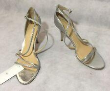 Ivanka Trump Women Shoes Size 8 New Sandals Heels Gliter