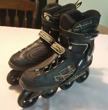 Rollerblade Spark X1 Mens Sz 10 Inline Skates Euc Barely Used! 80mm Wheels