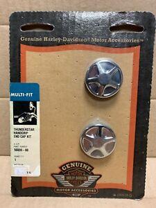 Harley Davidson Thunderstar Handgrip Cap Kit 56659-00