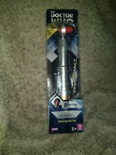 8th Doctor Who Sonic Screwdriver Eighth Dr Electronic Sound SFX Toy new in box