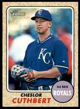 2017 Topps Heritage Cheslor Cuthbert RC #132 46135