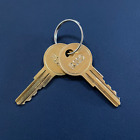 (2) Croyden Cabinet Replacement Keys Cut Key Code R100 - R200 - Free Tracking