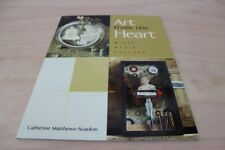 Buch Art from the Heart – mixed media collage * altered workshop craft design