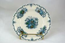 Masons Fruit Basket Blue Bread Plate #C4892
