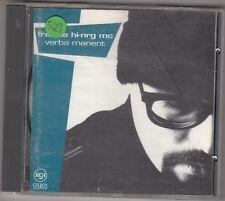 FRANKIE HI-NRG MC - verba manet CD