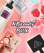 Korean Cosmetics Beauty Lot Box
