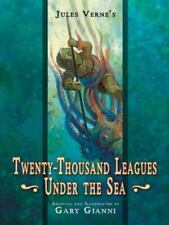 Twenty-Thousand Leagues under the Sea by Ray Bradbury, Gary Gianni and Jules Verne (2008, Hardcover)