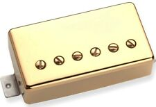Seymour Duncan APH-1n Alnico II Pro Humbucker Neck Pickup, 4 Conductor, Gold
