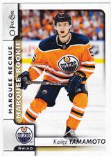 2017-18 O-Pee-Chee Hockey #611 Kailer Yamamoto - Edmonton Oilers