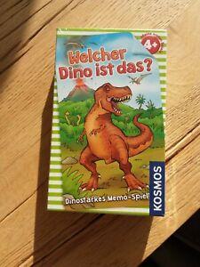 Kosmos Spiel Neu&OVP Welcher Dino Ist Das?