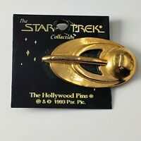 Vintage Star Trek Collection Pins. The Hollywood Pins 1993. New