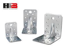 50 Stück Winkelverbinder,Bauwinkel 90mmx90mmx65mm x 1,5 mm mit Sicke ,verzinkt