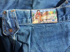 Vintage Levi Strauss & Co. Jeans Size 28 Cowboy Label No Pocket Design