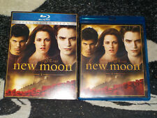 Twilight Saga New Moon Blu Ray +Slipcase Free Shipping