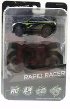 Mini RC Car ~ Blue ~ Rapid Racer ~ Adventure Force ~ Radio Control Fun