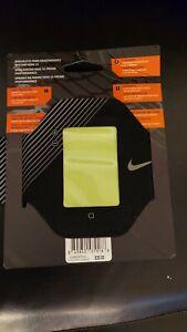 Nike E1 Prime Performance Armband iPhone 4 4s Black/ Silver