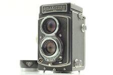 NEAR MINT+3 Rolleicord IV  6x6 TLR Film Camera Xenar 75mm f3.5 From JAPAN #F681