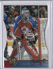 96/97 1996-97 Leaf Die Cut Press Proofs #38 Patrick Roy Avalanche