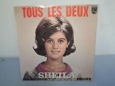 Vinyle 45 Tours - Sheila Tous les Deux