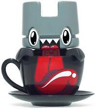 LICKER Lunartik in A Cup of Tea Mini Series 2 Vinyl Figure Matt Jones SUPER RARE