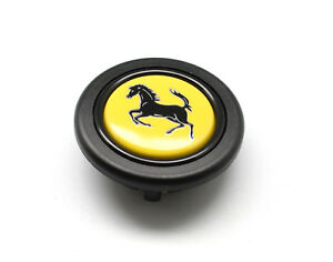 Ferrari OEM Genuine Steering Wheel Horn Button Made By MOMO F40 308 365 288 GTO