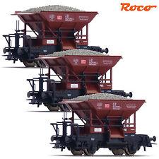 Roco 56246 H0 Talbot-Schotterwagen der DB AG (3 Stück) ++ NEU & OVP ++