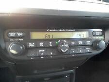 Radio Am Fm Dvd navigation Receiver Vin 8 8th Digit Fits 05-10 Odyssey 40157