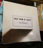Bass Drum of Death Just Business LP sealed New vinyl Record