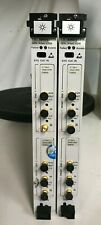 2 Agilent E4861A with 2X E4863A Modules