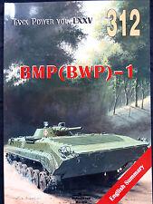 MILITARIA 312, BMP(BWP) - 1  BY JANUSZ LEDWOCH
