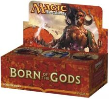 Born of the Gods Booster Box (English) Factory Sealed Brand New Magic Abugames