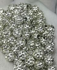 Ferido Balls Czech Crystal Replacement Part 5mm 14g Threads Epoxy Coated 100 Pcs
