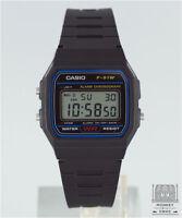 New Genuine Casio Digital Retro Watch F-91 / F-91W-1YER