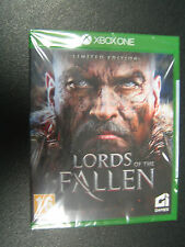 LORDS OF THE FALLEN  XBOX ONE  SIGILLATO IMPORT  PAL