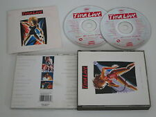 TINA TURNER/TINA LIVE IN EUROPE(EMI CDS 7 90126 2) 2XCD BOX