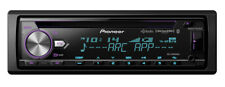 Pioneer DEH-X8800BHS (R.B) Single Din CD Receiver Bluetooth Hd Radio Car Stereo