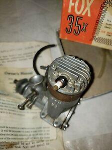 FOX Engine - RARE 1962 Fox 59
