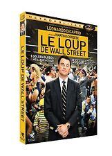 DVD *** LE LOUP DE WALL STREET *** de Martin Scorsese avec Léonardo Dicaprio
