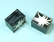 2pcs Takamisawa Power Relay 48VDC 5A SPDT, Fujitsu 250 VAC, 150 VDC