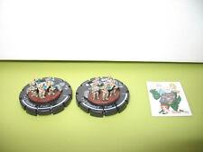 =Mechwarrior BANNSON'S RAIDERS Standard Foot 004 2 pieces 07=