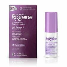 Women's Rogaine 2% Topical Treatment for Women's Hair Regrowth, 1-Month Supply