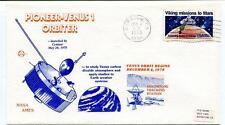 1978 Pioneer-Venus 1 Orbiter Centaur Carbon Dioxide Atmosphere Earth SPACE NASA