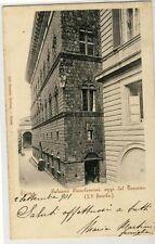 7909- Siena, palazzo Piccolomini,1901