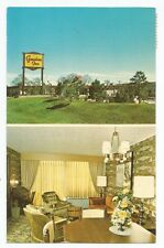 Colorado City Greenhorn Inn I-25 Vintage Motel Postcard